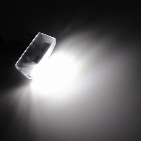 Lampi numar led PEUGEOT 206, 207, 306, 406, 407, 307, 308, 5008, PARTNER OEM