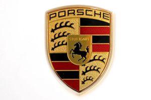Proiectoare led logo Porsche