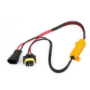 Anulator eroare Led H8, H9,H11 - Rezistor 50W 8 Ohm CANBUS Auto