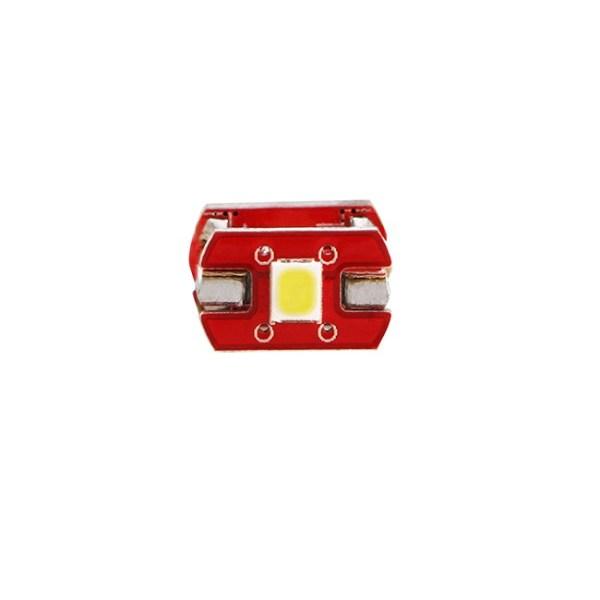 Becuri Led Auto Canbus T10 5 Smd 2835 12v - fara polaritate PREMIUM