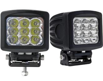 Proiector LED Auto Offroad 90W/12V-24V, 8100 Lumeni, Spot Beam 10 Grade PREMIUM