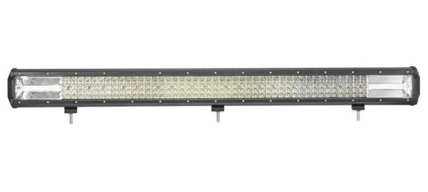 """LED Bar Auto 594W, leduri pe 3 randuri, 12V-24V, 41580 Lumeni, 40.5""""/103,5 cm, Combo Beam 12/60 Grade PREMIUM"""