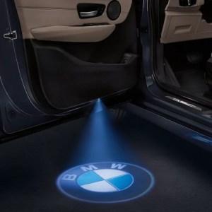 Proiectoare Portiere cu Logo BMW PREMIUM
