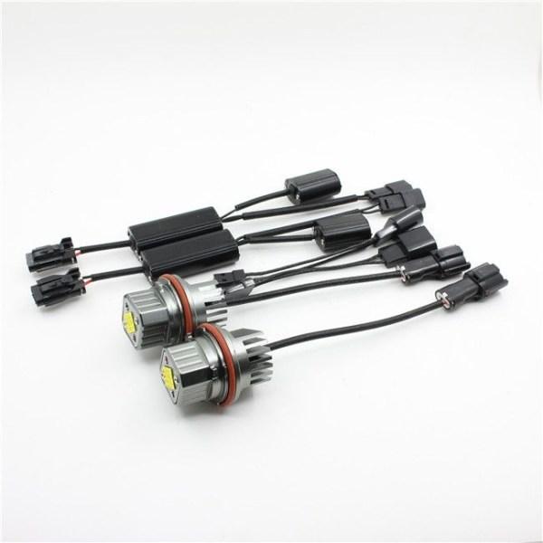 Led marker 80W BMW E39, E60, X5 E53, X3 E83, S1 E87 Leduri CREE, Canbus PREMIUM OEM