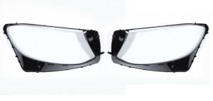 Set 2 sticle faruri pentru Mercedes GLC X253, GLC Coupe C253 Non Facelift (2015 - 2019) - HW033 OEM