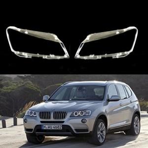 Set 2 sticle faruri pentru BMW X3 F25 Non Facelift (2010 - 2013) - HB067 OEM