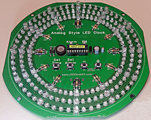 """Assembled Barebones Board as provided in the """"Assembled PCB"""" option of the kit"""