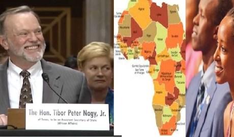 EDITORIAL DE TIBOR NAGY:«LES ÉTATS-UNIS, PARTENAIRE IDÉALDE L'AFRIQUE POUR FAVORISER LES INSTITUTIONS DÉMOCRATIQUESET LA CROISSANCE ECONOMIQUE LEDEBATIVOIRIENNETY