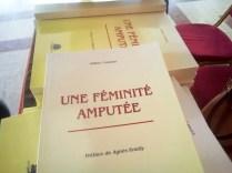 dédicace : Adeline Camara avec '' une féminité amputée ''.