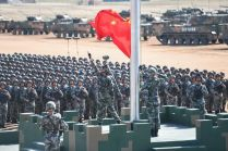 chine defencese