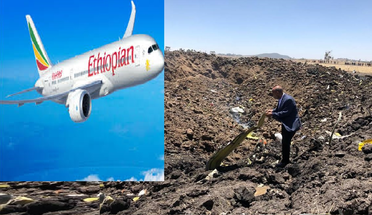 Ethiopian airlines crash LEDEBATIVOIRIEN.NET