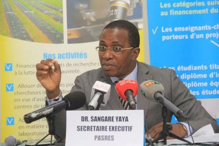 Docteur Sangaré Yaya PARES