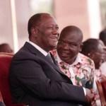 A Yamoussoukro le RHDP célèbre Houphouët-Boigny avec le président Ouattara un peu éreinté ledebativoirien.net