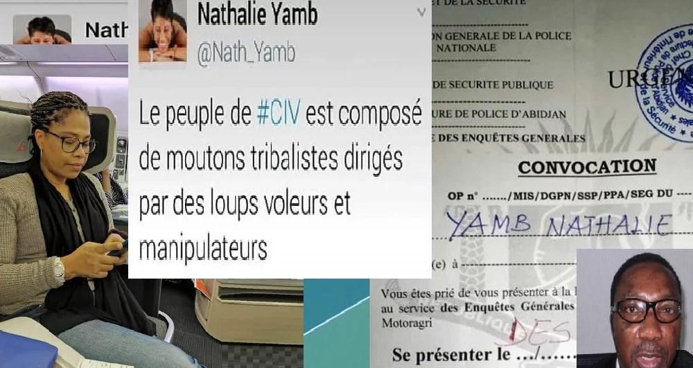 NATHALIE YAMBIE EXPULSEE LEDEBATIVOIRIEN.NET