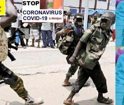coronavirus amnesty denonce LEDEBATIVOIRIEN.NET