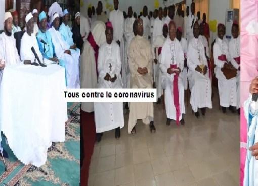 chretien et musulmans coronavirus