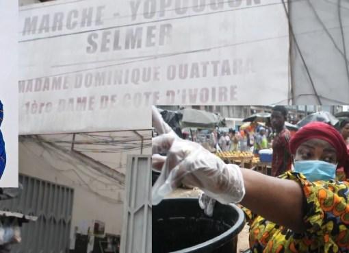 covid Dominique Ouattara LEDEBATIVOIRIEN.NET