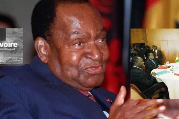 géopolitique depuis Houphouet-Boigny, gbagbo ouattara bédié LEDEBATIVOIRIEN.NET
