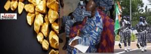 grogne de la sécurité dans lamine tongon avec gendarmes ledebativoirien.net