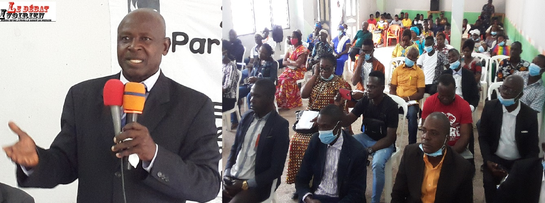 PDR présidentielle Alassane Ouattara LEDEBATIVOIRIEN.NET