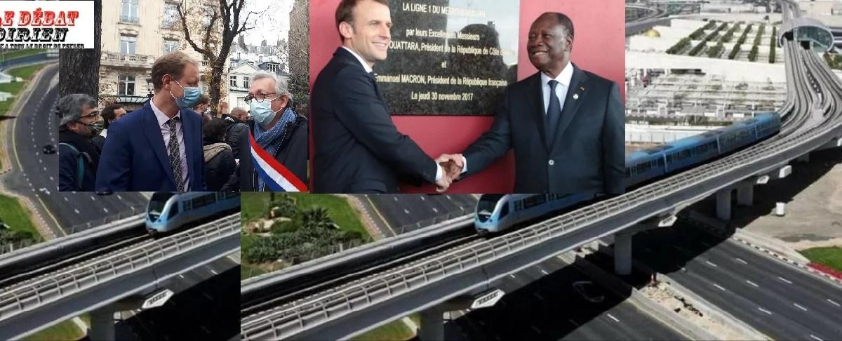 Abidjan scandale du métro LEDEBATIVOIRIEN.NET