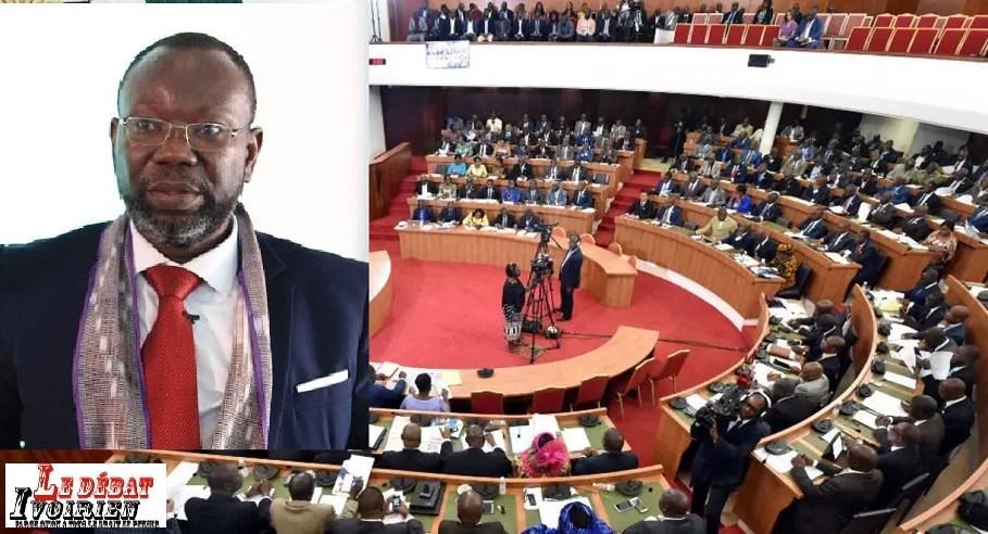 le politologue Geoffroy KOUAO ledebativoirien.net