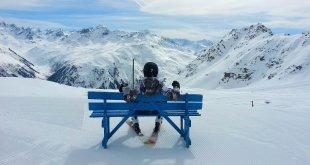 Davos ski neige