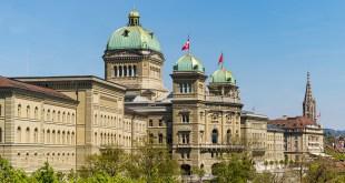 Palais fédéral Confédération Suisse