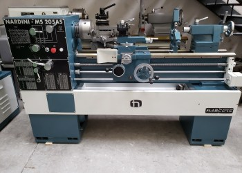 Torno Nardini MS 205 AS