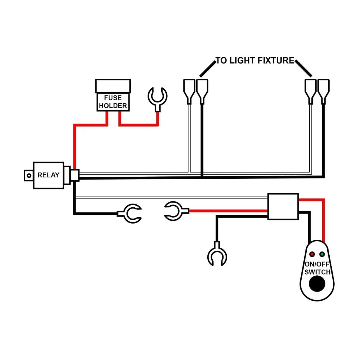 T Connector Wiring Harnes