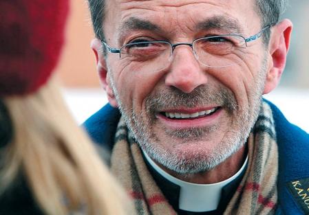 L'abbé Raymond Gravel