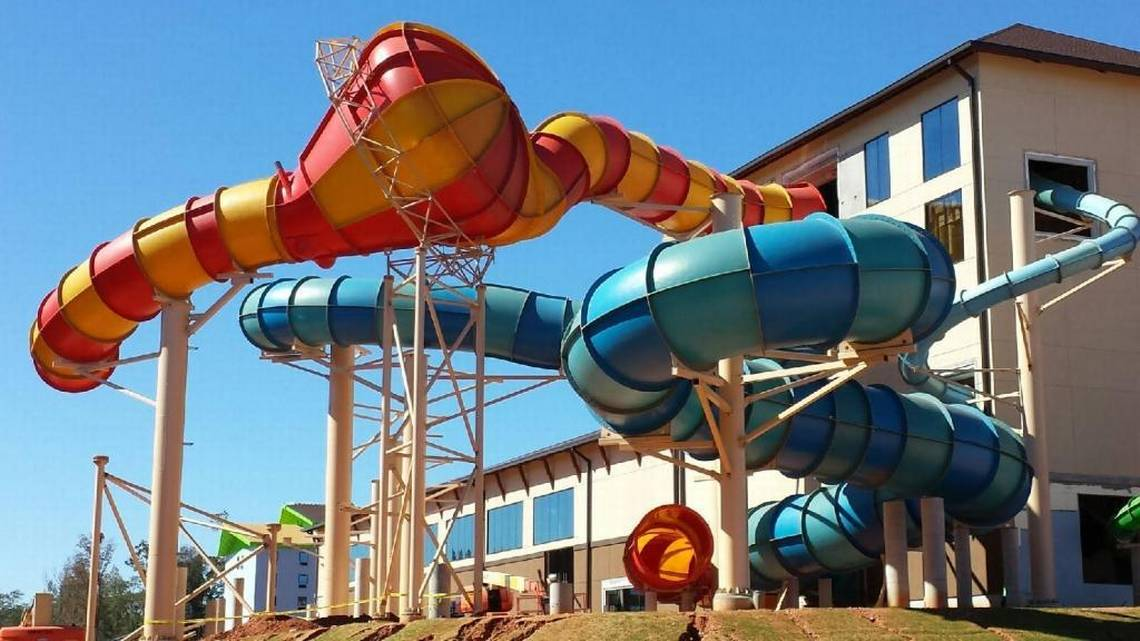 Great Wolf Lodge Sets Opening Date For Indoor Water Park