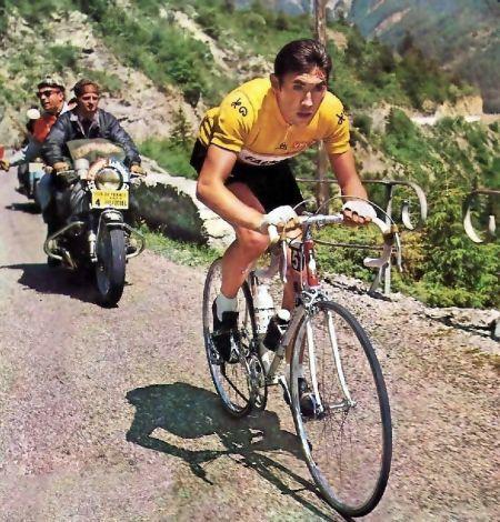 """Résultat de recherche d'images pour """"eddy merckx en maillot jaune"""""""