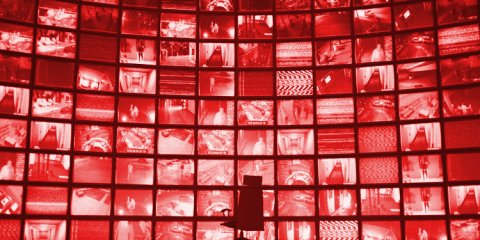 Mass surveillance, surveillance de masse