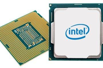 Processeur Intel Core de huitième génération pour ordinateur de bureau