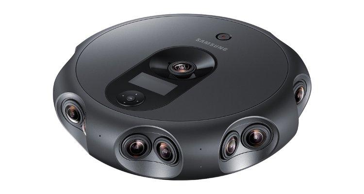 Caméra Samsung 360 Round