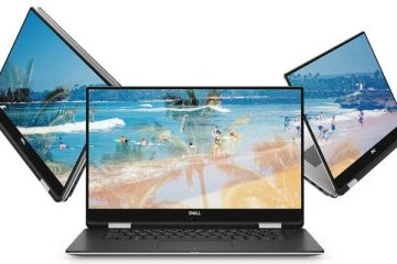 Dell XPS 15 2 en 1