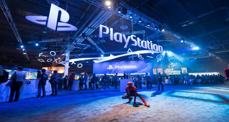 PlayStation à l'E3