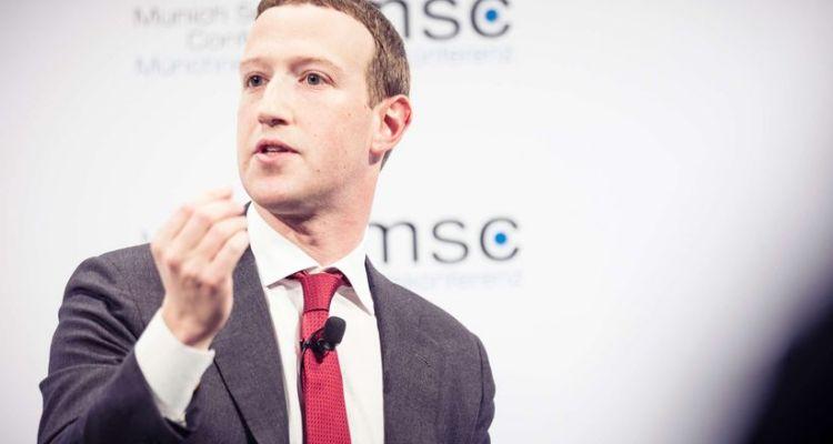 Mark Zuckerberg à la MSC 2020