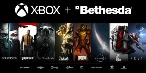 Microsoft acquiert Zenimax Media, maison mère de Bethesda Softworks.