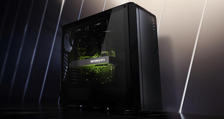 PC avec GeForce RTX