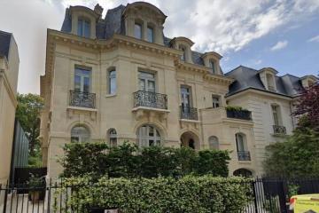 Hôtel particulier parisien d'Evan Spiegel