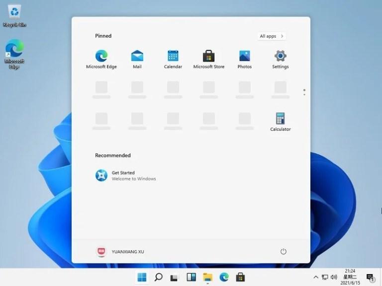 Windows 11 fait l'objet d'une fuite