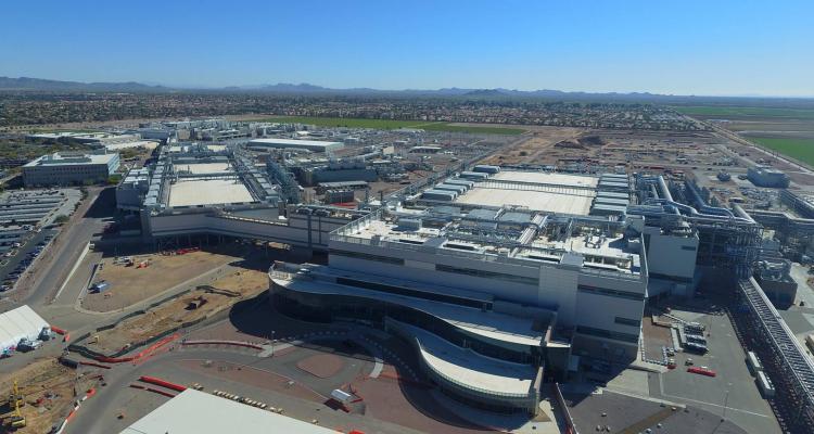Fab 42, Arizona, l'usine la plus moderne de Intel