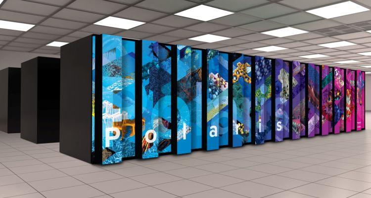 Superordinateur Polaris de l'Argonne National Laboratory