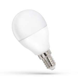 Sehr helle E14 8W LED 230V