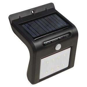 LED Solarpanel mit Akku