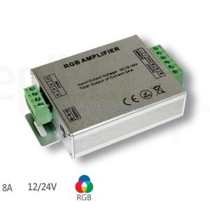 RGB und einfarbige LED Strip Signalverstärker, Amplifier