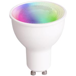 RGB LED Strahler GU10 mit Fernbedienung