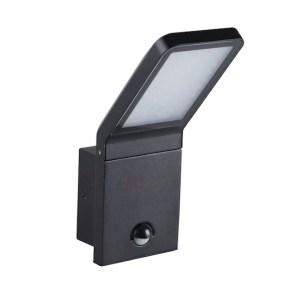 LED Wandleuchte mit Bewegungsmelder